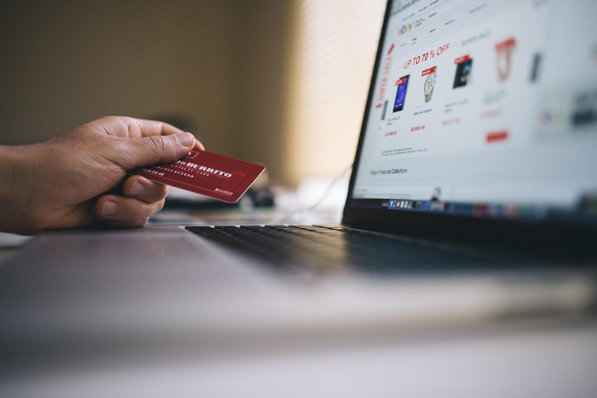 AG für Online-Shop