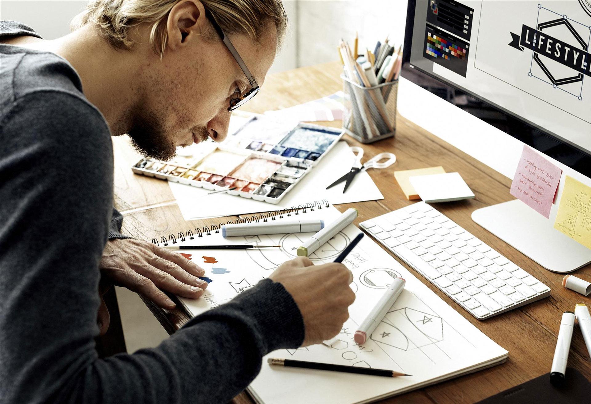 Logo-Design erstellen