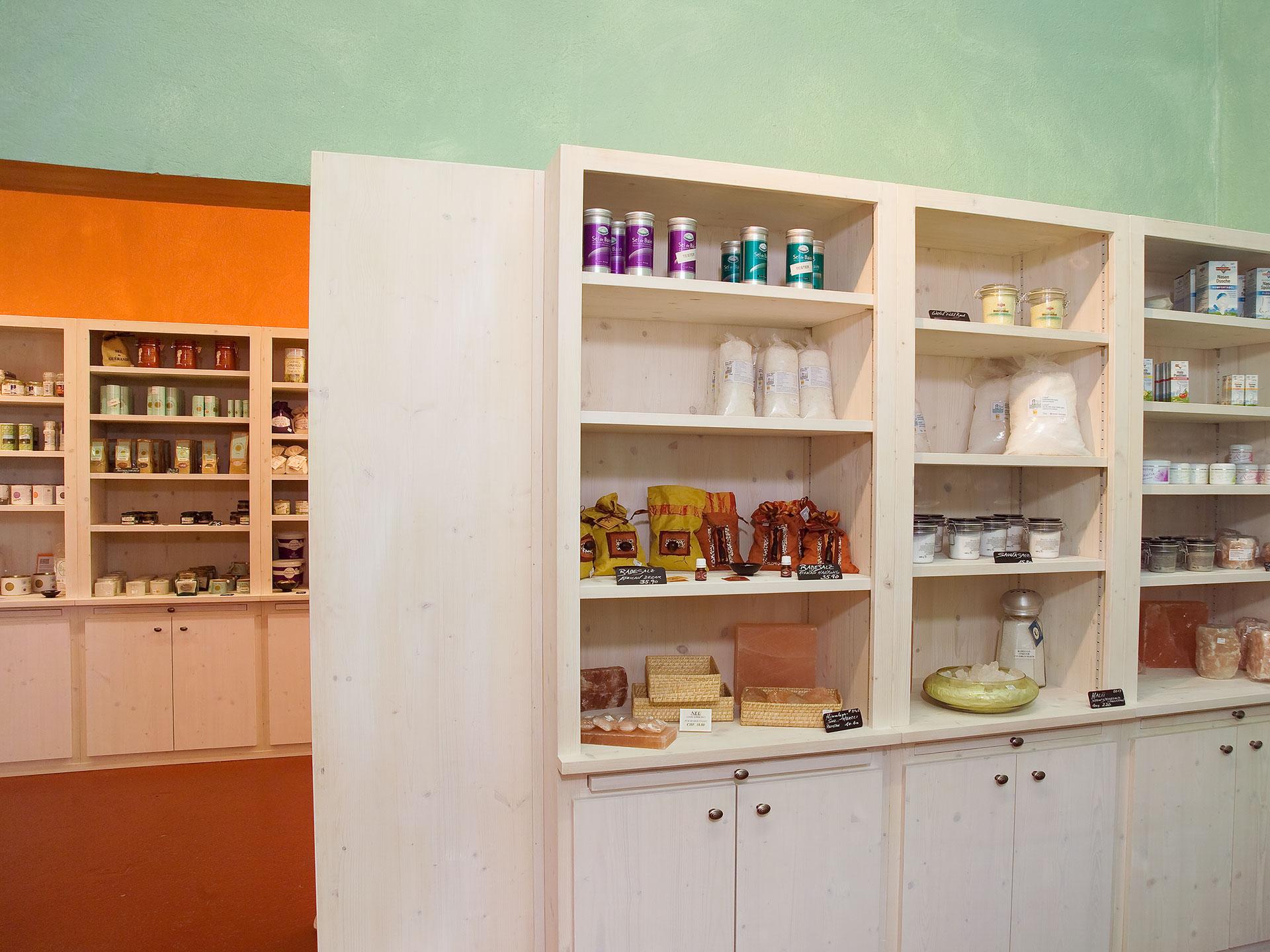 Opencart Online Shop Referenz Des Salzladens In Pratteln