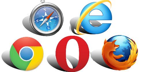 Browsercache bei Browsern löschen